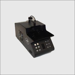 מכונת בועות קטנה עם עשן ולדים